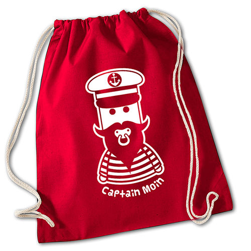 GYM BAG captain moin