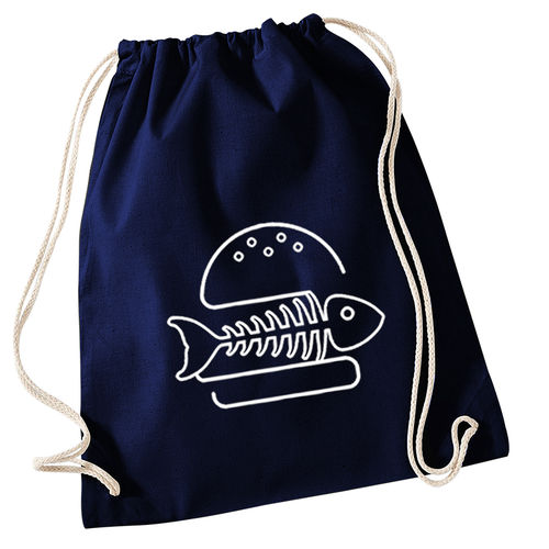 GYM BAG fishbonchen